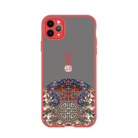 Good luck chinese style、 Mobile phone protective case