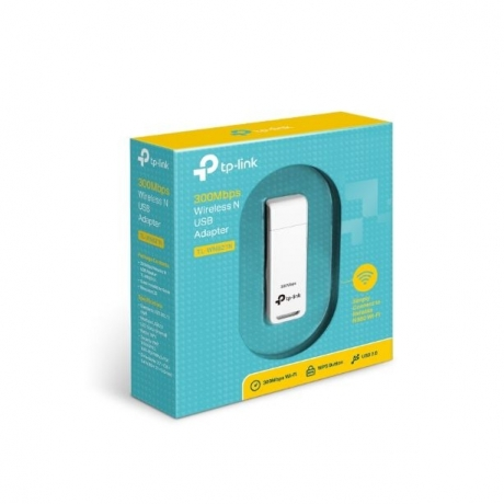 TP-Link TL-WN821N Wireless USB adapter 300Mbps