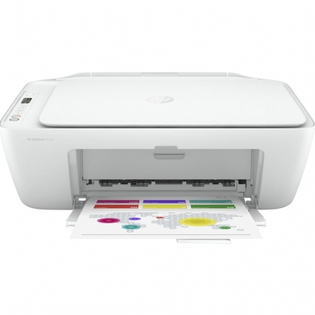 HP DeskJet Plus 2724 Colour Wireless All in one